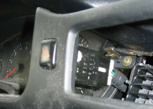 Hazard connector